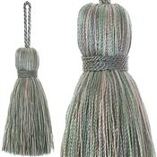 Jones Ensemble Collection Rope Curtain Key Tassel, Eau de Nil
