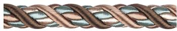 Jones Florentine Trimming Cord, Duckegg