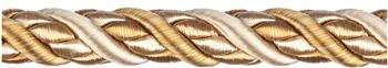 Jones Florentine Trimming Cord, Gold