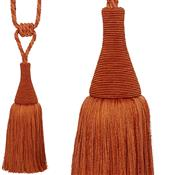 Hallis Colour Passion Trends Large Tassel Tieback, Tango