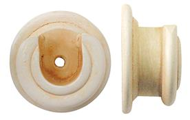 Jones Cathedral 30mm Recess Bracket, Ivory