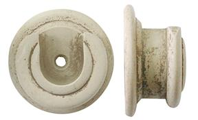 Jones Cathedral 30mm Recess Bracket, Putty