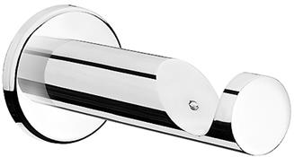 Integra Inspired Linea 28mm Cylinder Support Bracket, Chrome