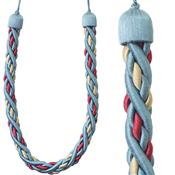Jones Portobello Talbot Rope Tieband, Bluebell
