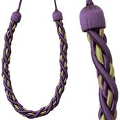 Jones Portobello Talbot Rope Tieband, Grape