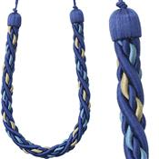 Jones Portobello Talbot Rope Tieband, Indigo