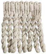 Rolls Naturals Bullion Fringe Curtain Trimming, Linen