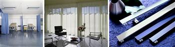 Silent Gliss Metal Curtain Tracks, Blind Systems & Accessories