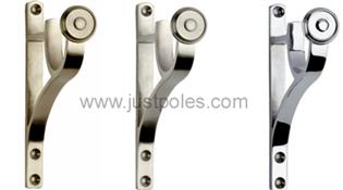 Regency 35mm & 48mm Metal End Support Bracket