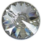 Swarovski Crystal Clear Buttons 18mm/23mm/27mm