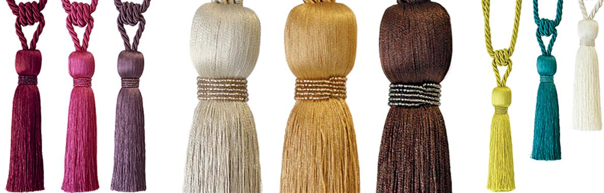 Jones Milly Rope Curtain Tieback