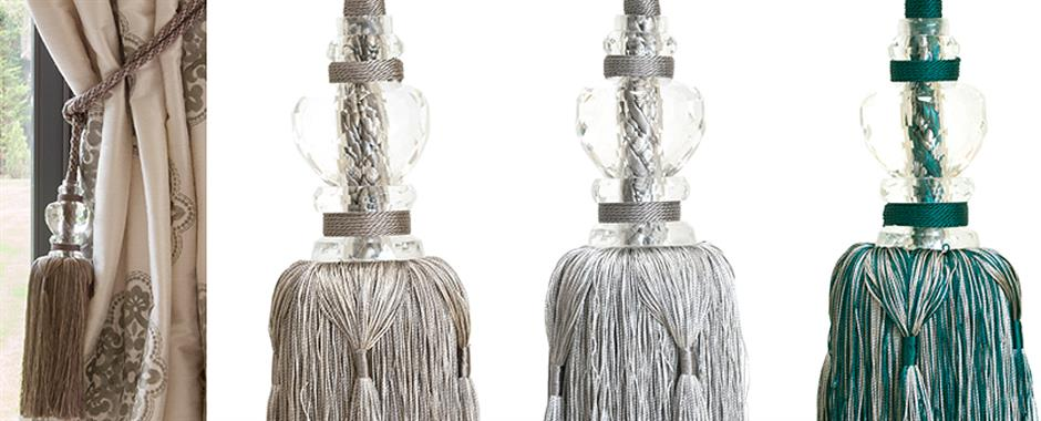 Olivia Bard Eleanor Curtain Rope Tiebacks