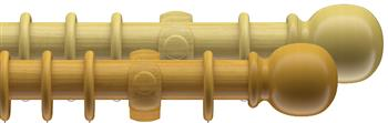 Speedy Victory 28mm Wood Curtain Poles