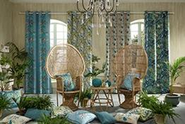 ILIV Interior Textiles Rainforest Fabric Collection