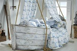 ILIV Interior Textiles Seascape Fabric Collection