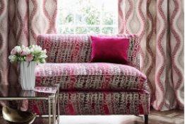 James Hare Carnaby Velvet Fabric Collection