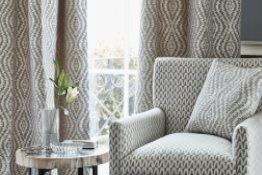 James Hare Domino Fabric Collection