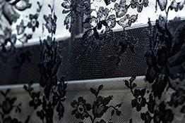 James Hare Lace Fabric Collection