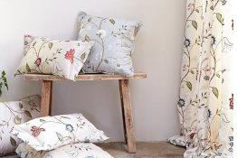 James Hare Orchard Silks Fabric Collection