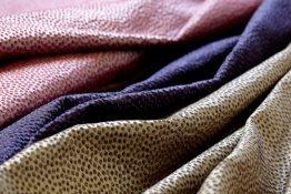 James Hare Shagreen Silk Fabric Collection