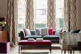 James Hare Tempo Fabric Collection