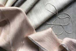 James Hare Vyne Silk Fabric Collection