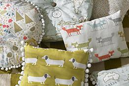 Fryetts Happy Days Fabric Collection