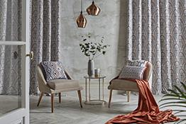 Fryetts Recco Fabric Collection
