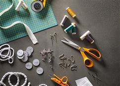 Tools, Scissors & Sundries