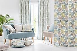 Bill Beaumont Tropical Fabric