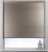 Swish Cordless Venetian Blind 25mm Slats, Champagne