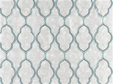 Ashley Wilde Ashton, Adara Aqua Fabric