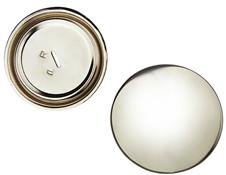 Prym Nickel Plated Easy Cover Buttons